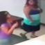 В Чили жена бе нападната от  призрак (видео)