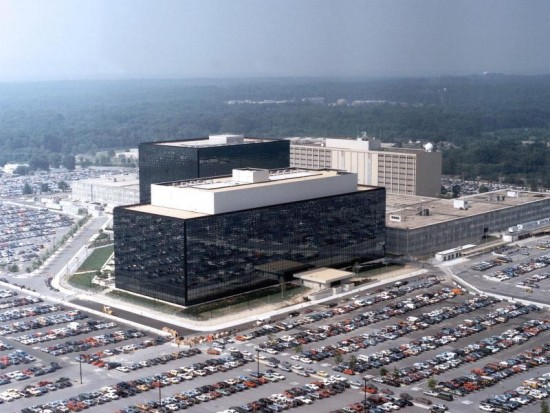 NSA-Zentrale in Maryland