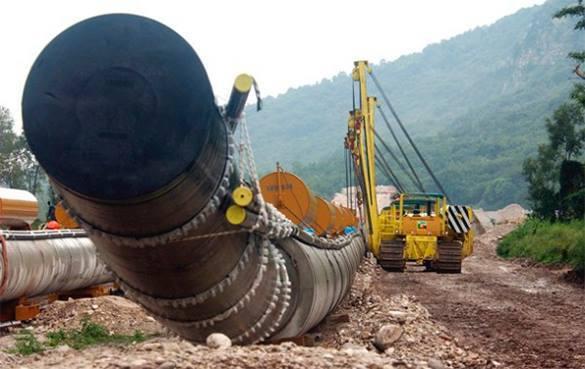 """Турция няма да участва в строителството на """"Турския поток"""""""