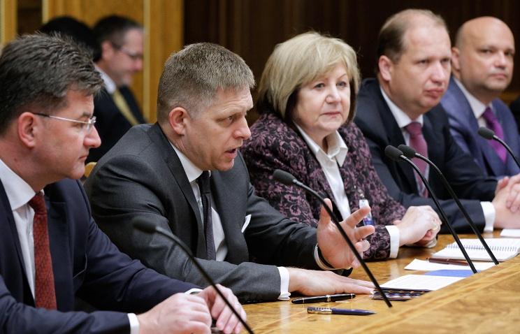 """Словакия предложи на Русия проект с България, Румъния, Унгария и ЕС по """"Турския поток"""""""