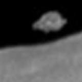 NASA не  коментира снимката с откъсналото се парче от Луната