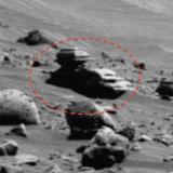 Открит е още един извънземен апарат на Марс (видео)