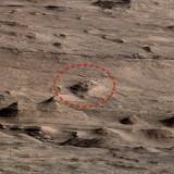 Древно каменно лице и пирамиди на Марс (видео)
