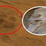 Снимки на марсиански пирамиди и скулптура на фараон публикуваха уфолози (видео)