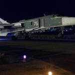 НЛО   нападна бойни самолети в Сирия (видео)