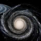 Какво ще се случи със Земята,  когато Млечният път се сблъска с Андромеда? (видео)