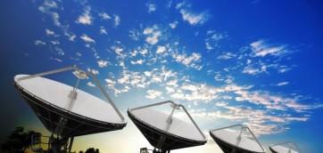 Satellite Dishes for telecommunication