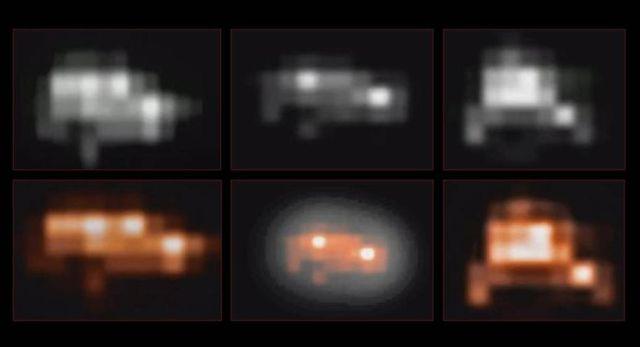 Неизвестен космически кораб е в  орбита  10 месеца (видео)