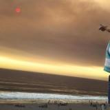Кърваво апокалиптично Слънце изплаши Лос Анджелис