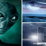 Мистериозна раса от извънземни, живеещи под водата, от дълго време воюват  с Русия