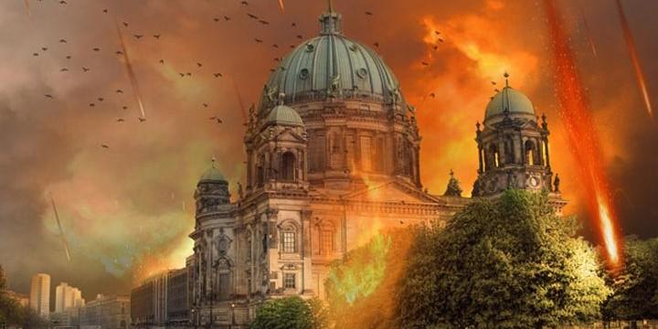 Какво се очаква  в Германия? Властите призоваха жителите да се запасяват с  вода и храна