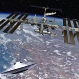 За да скрие извънземните НАСА  спира окончателно транслациите от МКС