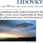 Конспирацията на генерал-полковник Скрябин: Всичко е готово за извънземна  колонизация