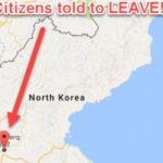 Пхенян евакуира 600 000 човека. Предстои война.