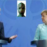 Конспирации: Властта в ЕС е превзета от  рептилии?