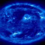 Мистерии: В средата на ноември на Слънцето може да избухне огромна експлозия и цветът на звездата да стане син