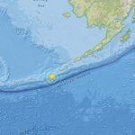 Земетресение с магнитуд  7,7 по Рихтер разтърси северната част на Тихия океан