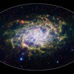 Учените са установили  размера и формата на Вселената?