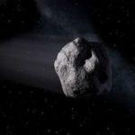 Най-големият астероид,  за цялата история на наблюденията на Земята,  започна да се приближава към планетата ни