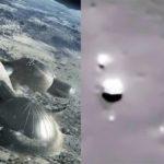 Уфологът streetcap1  откри на Луната  летящ дом (видео)