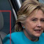 Монтаж или демон - доста необяснима снимка на Хилари Клинтън?