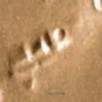 """Руският изследовател Валентин Дегтерев откри на снимки от Марс """"руините на древен град"""" (видео)"""