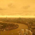 Знаменията: В  Европа се наблюдават все по- странни атмосферни и метеорологични явления (видео)