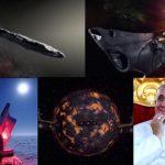 """Загадката на Oumuamua: Странен астероид или """"Пратеник"""" на извънземна цивилизация -  1 (видео)"""
