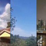 Апокалиптични небесни звуци изплашиха жителите на Канада и Индонезия (видео)