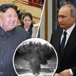 Express: Русия планира военна намеса в Северна Корея, за да не допусне ядрен Апокалипсис (видео)