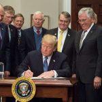 Доналд Тръмп подписа документ за пилотирана мисия до  Луната