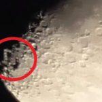 Нещо се случва на Луната! Странна аномалия изненада уфолозите (видео)