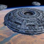 Три загадъчни портала за НЛО са заснети до   МКС (видео)