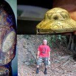 В Мексико са открити каменни НЛО и фигурки  на извънземни пилоти (видео)