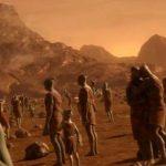 Известният уфолог Скот Уорнинг откри хуманоиди на нова снимка от Марс