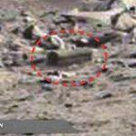 12 необясними обекти на снимки от Марс (видео)