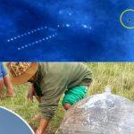Битката за Земята: Групи НЛО над САЩ, парчета желязо падат от небето в Перу (видео)