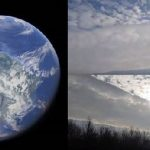 Странните линии от облаци над планетата стават  все повече и повече (видео)