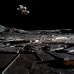 Китайски уфолози: На Луната има руини на огромни градове! (видео)