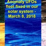 Странни аномалии и огромна активност на НЛО в Слънчевата система ... (видео)