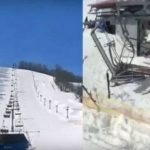 Два НЛО предизвикаха трагедия на ски курорта Гудаури, Грузия (видео)