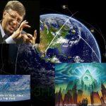 По Оруел : Бил Гейтс стартира космическа програма, която ще вижда и ще следи всеки и всичко на Земята!