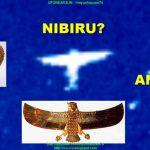 Конспирации: Гигантски Ангел в космоса или Нибиру с огромни   криле? (видео)