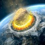 """Какво ще се случи със Земята след сблъсък с гигантски астероид -видео на """"Discovery"""""""