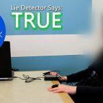 Човекът, твърдящ че е дошъл от 6491, издържа тест  на детектор  на лъжата (видео+)