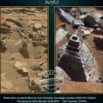 Дали тези невероятни снимки доказват, че на Марс е имало и има живот ? (видео)