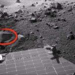 Мистерии: Ровърът Curiosiity засне на Марс блестяща левитираща полусфера (видео)