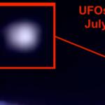"""""""Флот"""" от НЛО бе засечен от апаратурата на Международната космическа станция (видео)"""