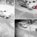 Във Филипините призрак бе заснет от камера за наблюдение (видео)