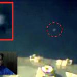 Scott С Waring: НЛО отново прелетя покрай Международната космическа станция (видео)